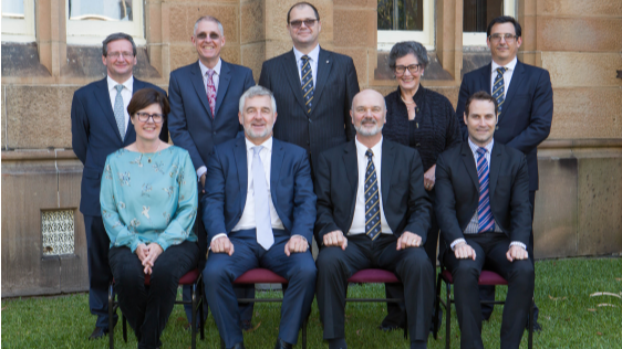 St Andrews College (University of Sydney) Council Members