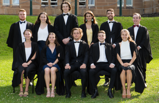 St Andrew's College 2019 House Committee – a group of democratically elected Senior Students who hold various leadership roles within the self-governed Students' Club
